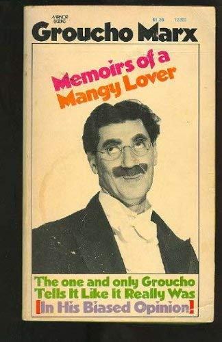 9780532191643: Memoirs of a Mangy Lover