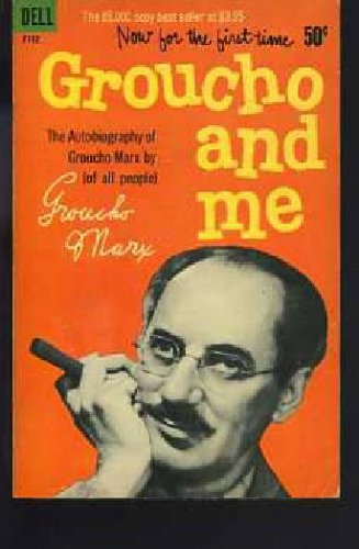 9780532191650: Groucho and Me
