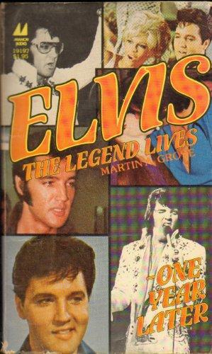 9780532191971: Elvis the Legend Lives