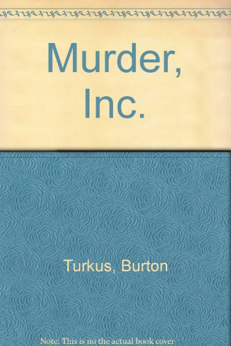 9780532221012: Murder Inc. : The Inside Story of the Mob / The Story of the Syndicate