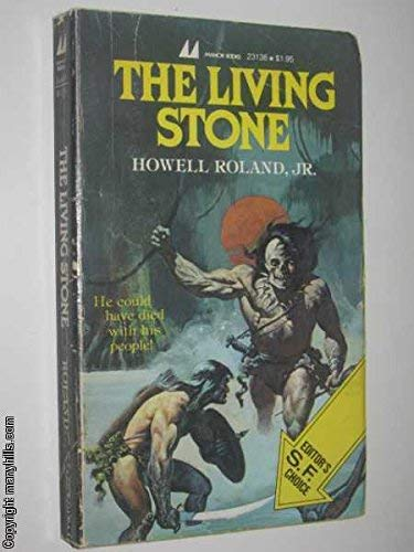 9780532231387: The Living Stone
