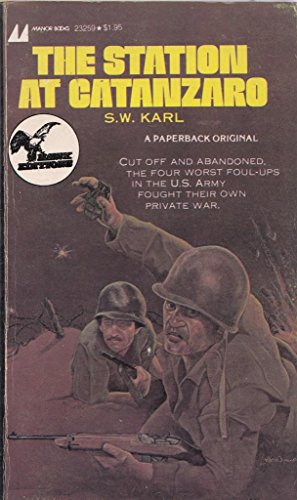 9780532232599: The Station At Catanzaro [Paperback] by S. W. Karl