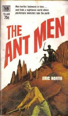 The Ant Men (Macfadden SF, 75-443): Eric North