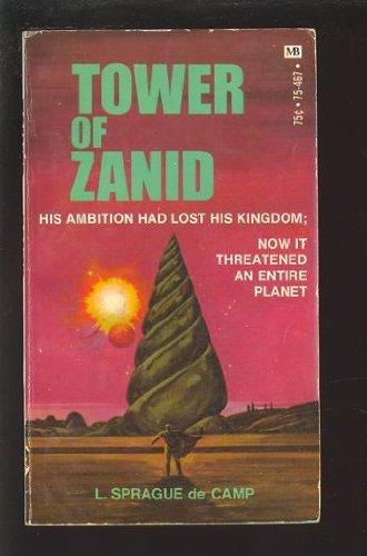 9780532754671: Tower of Zanid (Krishna Novels)