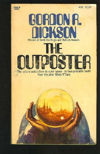 9780532952497: The Outposter