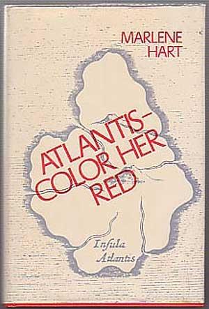 Atlantis -- Color Her Red: Hart, Marlene