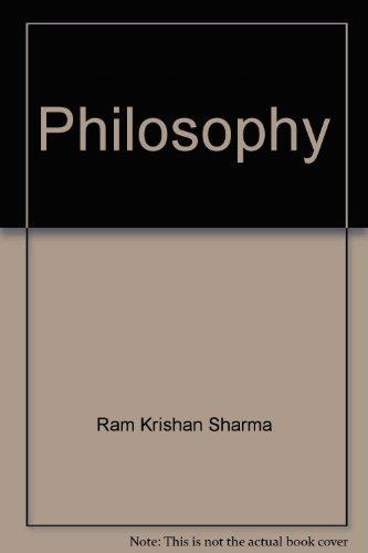 9780533030286: Philosophy