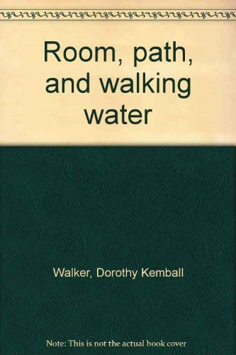 Room, path, and walking water