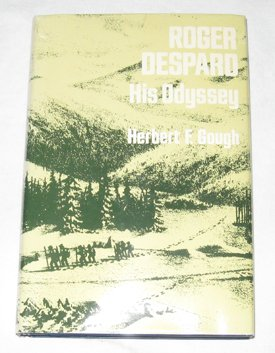 9780533031467: Roger Despard: His Odyssey