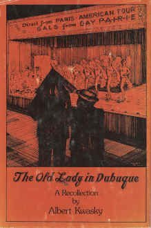 9780533036158: The Old Lady in Dubuque