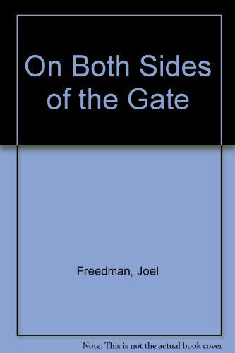9780533044665: On Both Sides of the Gate