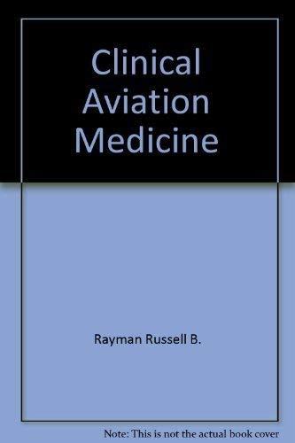 9780533052875: Clinical aviation medicine [Gebundene Ausgabe] by