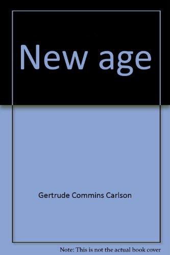 New age: Gertrude Commins Carlson