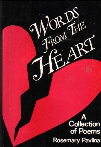 9780533072521: Words From the Heart: A Collection of Poems
