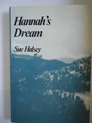 9780533087358: Hannah's Dream