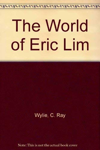 9780533091744: The World of Eric Lim