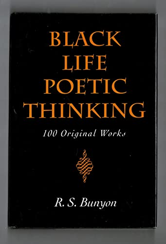 9780533101559: Black Life Poetic Thinking: 100 Original Works