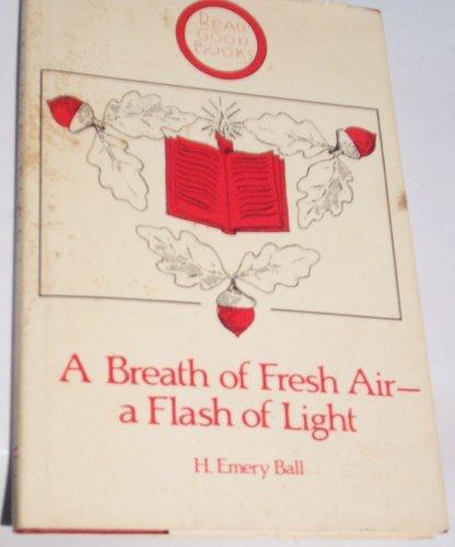 9780533106936: A Breath of Fresh Air: A Flash of Light