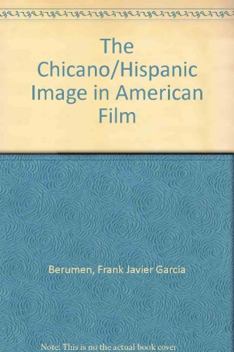 9780533109616: Chicano - Hispanic Image in American Film