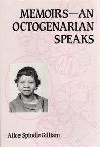 9780533111848: Memoirs: An Octogenarian Speaks
