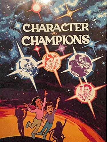 9780533116997: Character for Champions