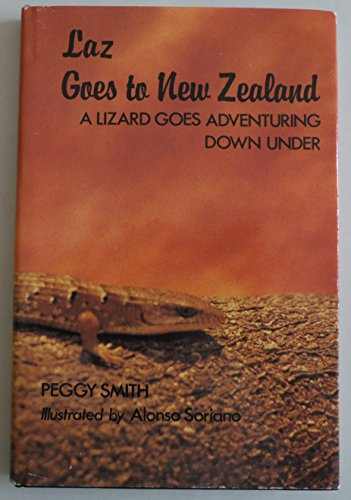 Laz Goes to New Zealand: Smith, Peggy