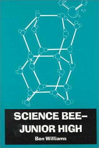 9780533121656: Science Bee--Junior High