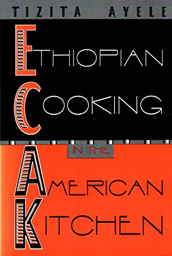 9780533126712: Ethiopian Cooking in the American Kitchen
