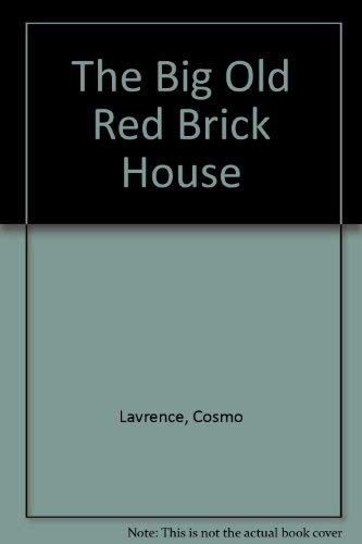 9780533138289: The Big Old Red Brick House