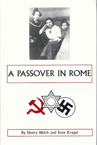 A Passover In Rome: Henry Welch