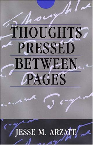 9780533150502: Thoughts Pressed Between Pages