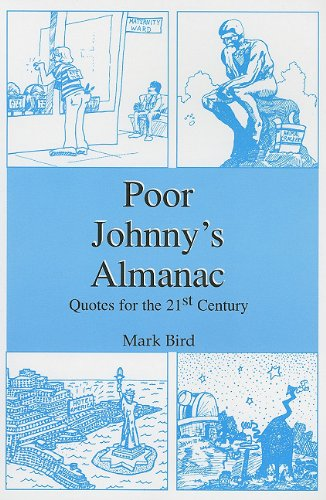 9780533153725: Poor Johnny's Almanac: Quotes for the 21st Century