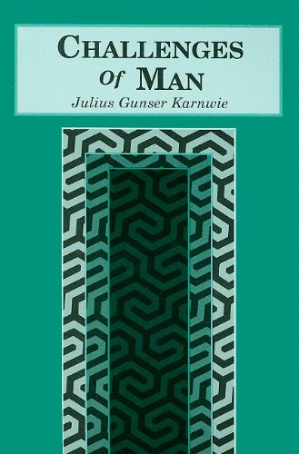 9780533157532: Challenges of Man