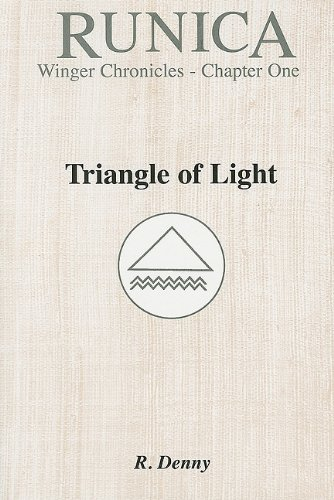 9780533159130: Triangle of Light (Runica: Winger Chronicles)