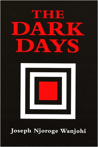 9780533159420: The Dark Days
