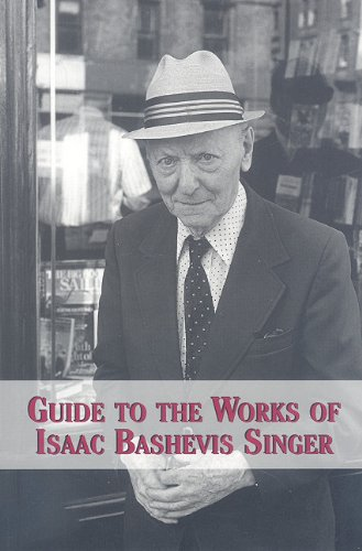 9780533160310: Guide to the Works of Isaac Bashevis Singer