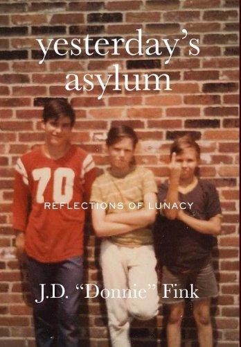 Yesterday's Asylum: Reflections of Lunacy: Fink, J.D.