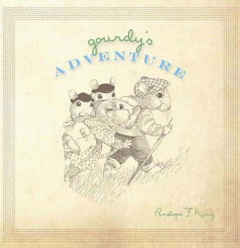 Gourdy's Adventure: King, Penelope F.