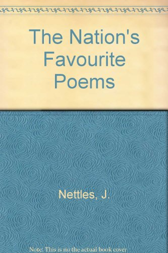9780533389872: The Nation's Favourite Poems