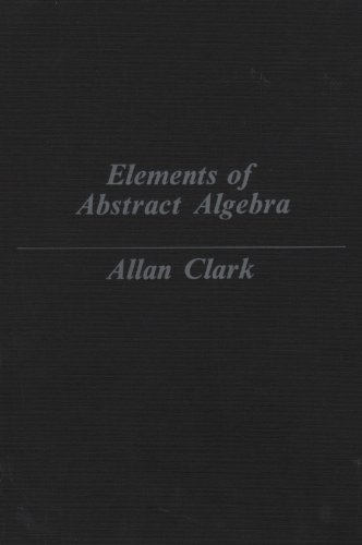 9780534000295: Elements of Abstract Algebra