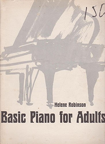 9780534000653: Basic Piano for Adults (Music)
