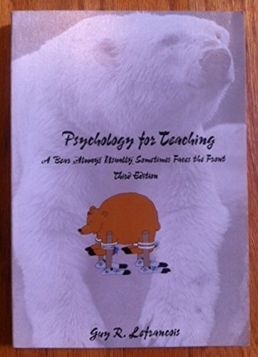 Psychology for Teaching: Lefrancois, Guy R.
