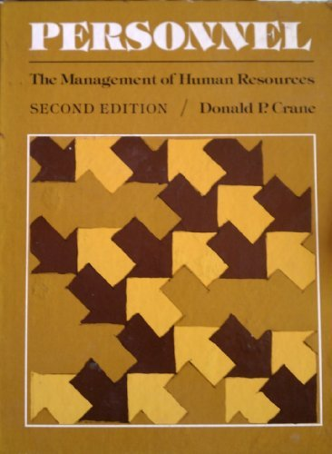 9780534006280: Personnel: The management of human resources