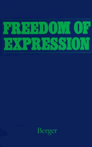 9780534007492: Freedom of Expression