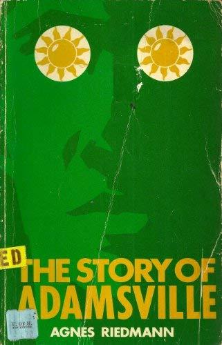 9780534008239: The Story of Adamsville