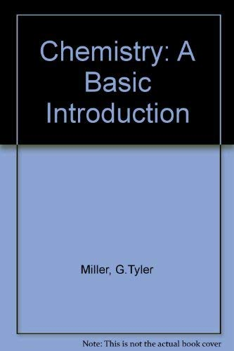 9780534008789: Chemistry: A Basic Introduction (Wadsworth series in chemistry)