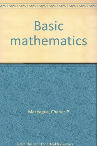 9780534009052: Basic mathematics