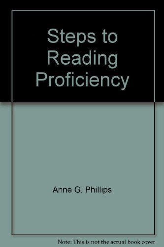 9780534010201: Steps to reading proficiency: Preview skimming, rapid reading, skimming and scanning, critical and study reading