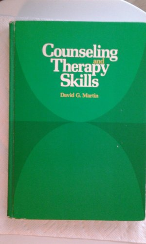 9780534013011: Counseling and Therapy Skills