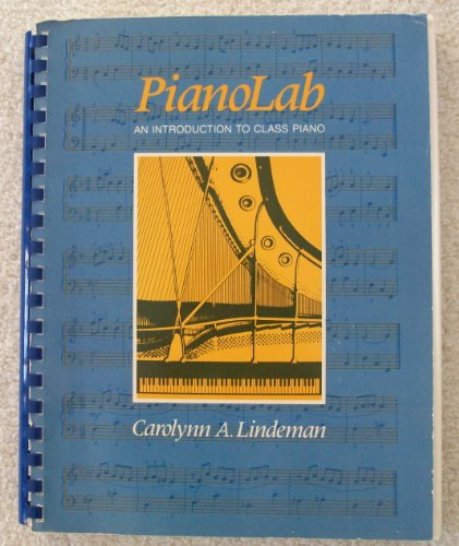 9780534013059: Pianolab: An Introduction to Class Piano